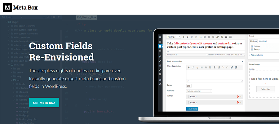 Meta Box – A replacement for Advanced Custom Fields?